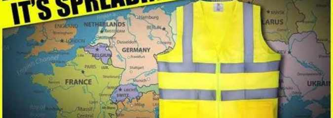 Yellow Vest Protests Are Spreading Throughout Europe and Now The World! – Luke Rudkowski (We Are Change)