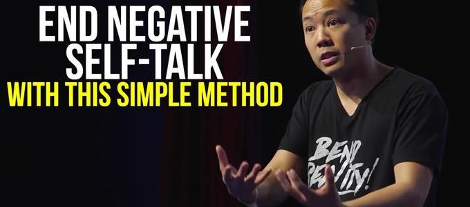 WATCH: How to End Negative Self-Talk – Jim Kwik [4-Min VIDEO]