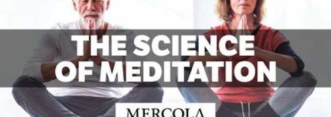 The Top Reasons to Meditate Daily – Dr. Mercola