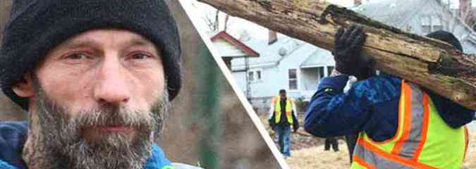 A Detroit Church is Paying Homeless People to Clean Up the City