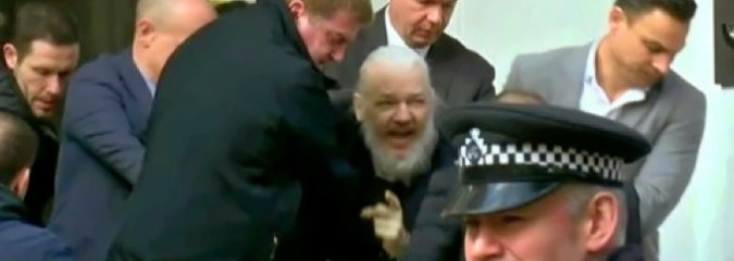 Why Julian Assange's Extradition Must Be Opposed at All Costs