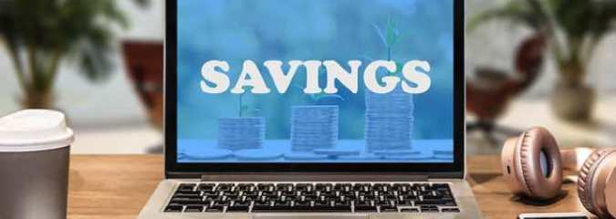 Saving Money by Shopping Online