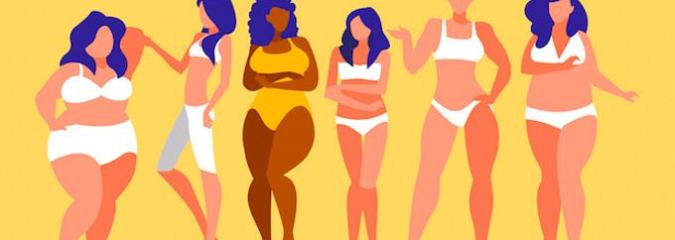 The Truth About Body-Positive Activists on Social Media