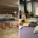 These Parking Lots Turn Into Safe Havens for Homeless People at Night, With Spectacular Results