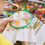 Mental Health Benefits Associated With Cross Stitching
