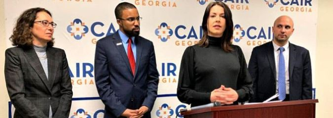 Abby Martin Sues State of Georgia Over Law Requiring Pledge of Allegiance to Israel