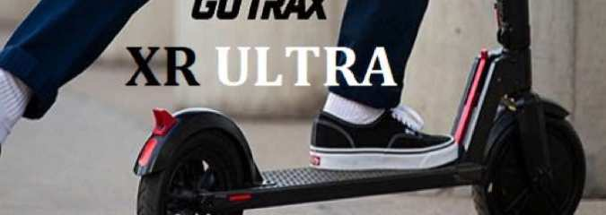 Gotrax Xr Ultra: The Cheapest Still Most Efficient Scooter You'll Ever Come Across