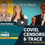 COVID-19, Censorship and the H.R. 6666 TRACE Bill