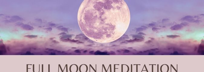 Full Moon Meditation – Archangel Haniel & Chakra Balancing