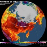 Arctic Hits 100.4°F—Hottest Temperature on Record