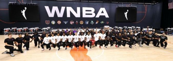 NBA, WNBA Players Ignite Work Stoppage to Protest Police Violence