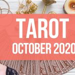 Monthly Tarot Card Readings October 2020