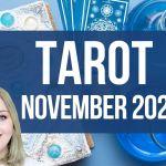 Monthly Tarot Card Readings November 2020