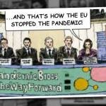 How The EU Stopped The Pandemic (The Comic)