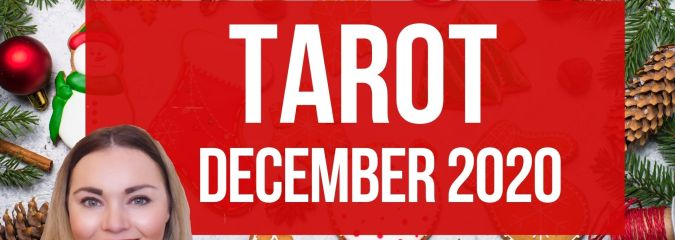 Monthly Tarot Card Readings December 2020