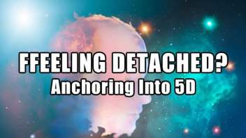 Feeling Detached? Here's How To Anchor Into 5D. | Lorie Ladd