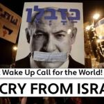 Israelis Cry Out to the World to Stop Mandatory COVID Injections as Lawsuit is Filed in International Criminal Court Over Nuremberg Code Violation