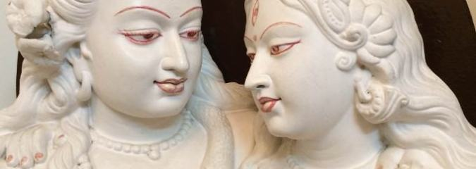 The Great Romance of Shiva and Shakti