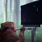 Monkey Plays Video Games With Its Mind Using Elon Musk's Neuralink