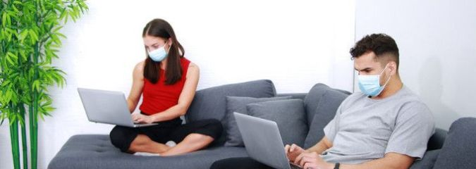 What Is Helping Couples Get Through the Pandemic?