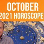 Monthly Horoscopes October 2021