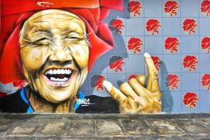 Where to Find the Best Street Art in Singapore