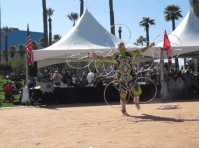 World Championship Hoop Dance 2012 – Jasmine Pickner