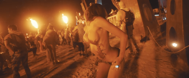 Sander van Doorn LIVE at Burning Man Festival 2014