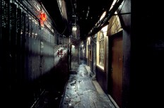 Kowloon Walled City - alley