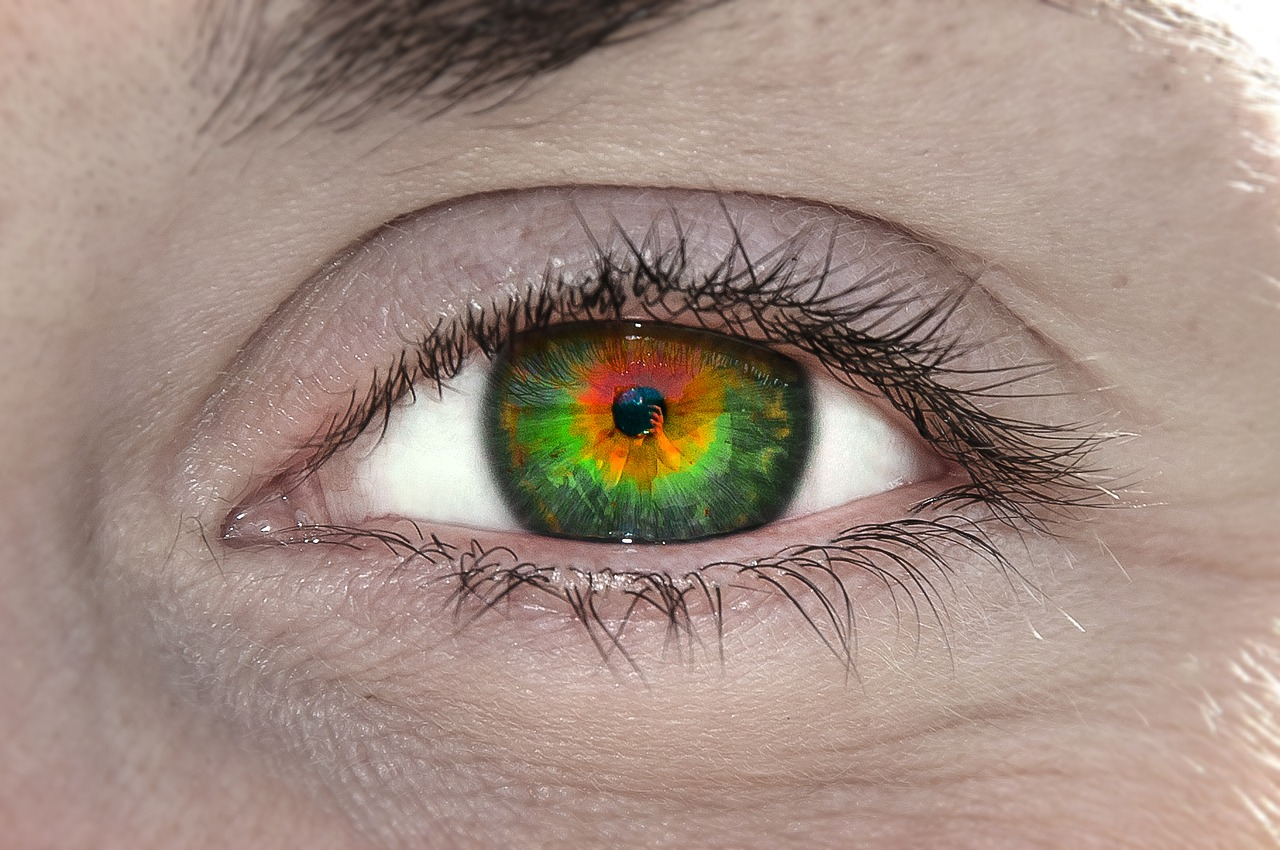 Your Eye Color Can Change Based On Your Emotions