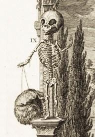 Physica Sacra, 1731, plate 23, IX