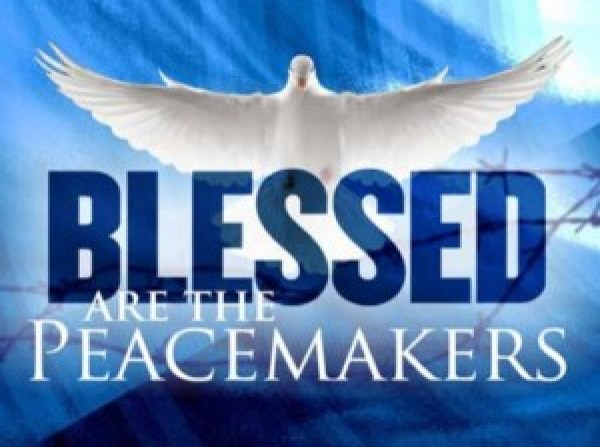 Week 22 - Blessed are the peace makers | Militia of the