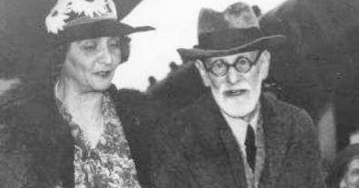 Marie Bonaparte et Freud