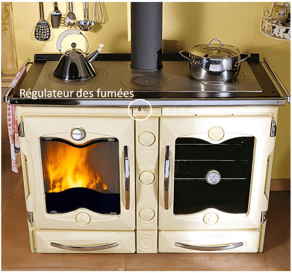 Cuisinieres A Bois Guide D Achat Et Comparatif Des Modeles Conseils Thermiques