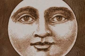 a quoi sert le storytelling _ dessin d'une lune avec un visage à l'intérieur