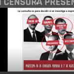 Consulta para investigar a los expresidentes (Video)