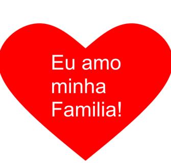 Amofamilia - Família - É a base de tudo, é o alicerce