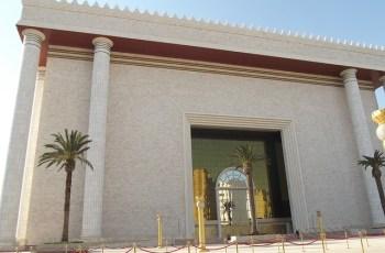 A igreja do Senhor Jesus não é o templo