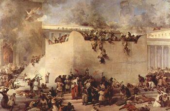 A iIncredulidade Destruidora de Jerusalém