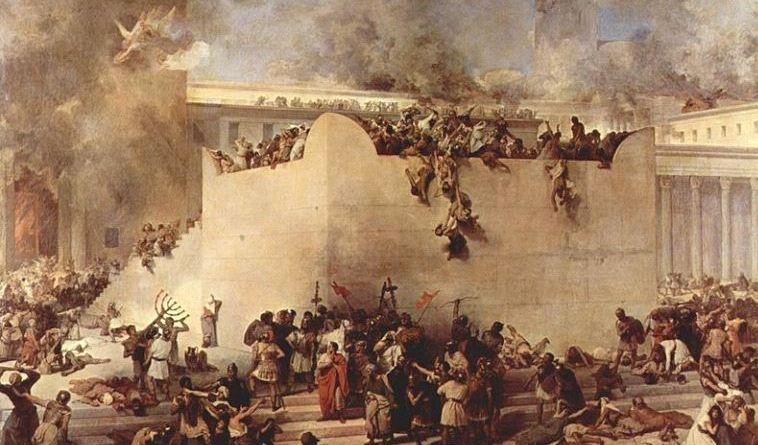 A Incredulidade Destruidora de Jerusalém