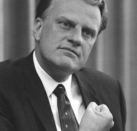 Morre Billy Graham aos Seus 99 Anos
