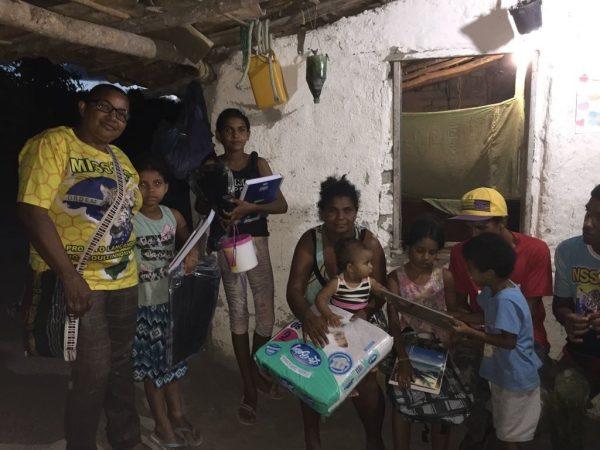 Projeto Lançando a Rede no Jequitinhonha Carnaval14 1024x768 - Retiro Missionário | Projeto Lançando a Rede no Jequitinhonha