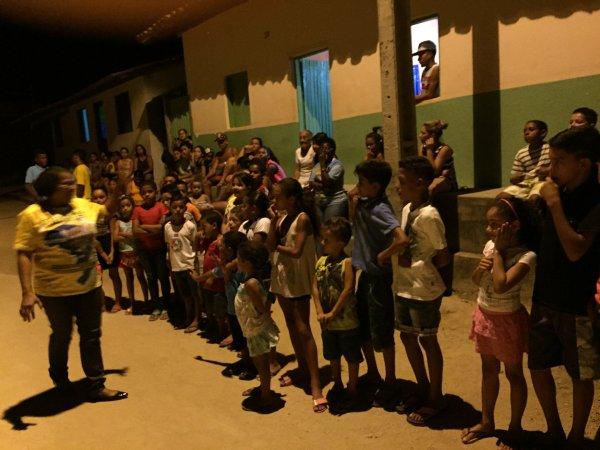 Visita a comunidades 1024x768 - Missão - Vale do Jequitinhonha | Dia das Crianças | Ano 2017