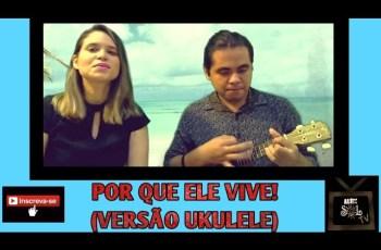 Ao som do ukulele!