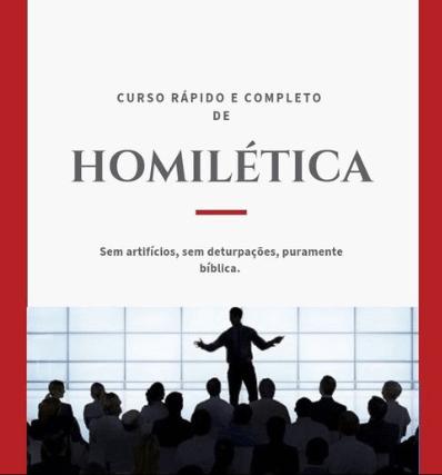 Curso de Homiletica - Curso rápido de Homilética