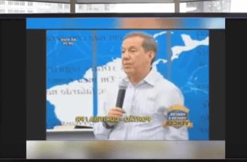 R. R. Soares Afirma que Quem Não Dizima Vai Para o Inferno