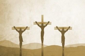 O Ladrão na Cruz