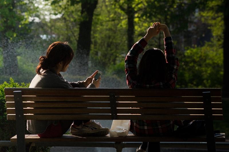 46. redes sociais e as meninas