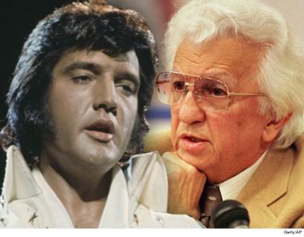 Elvis and Dr. George C. Nichopoulos