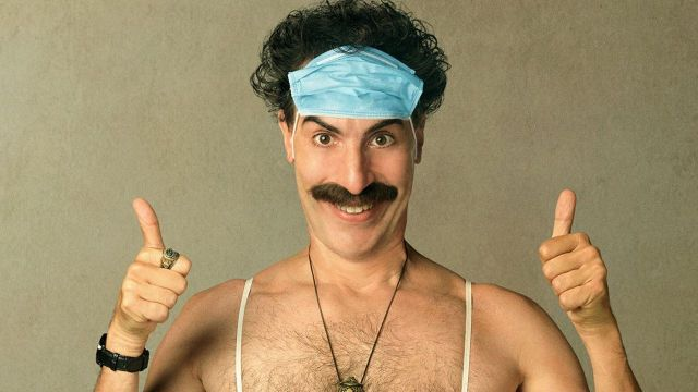 Borat Subsequent Moviefilm Lampoons an America Almost Too Ugly for Laughs   Review